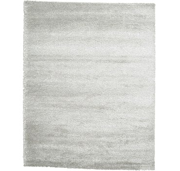 160x221 Luxe Solid Shag Rug