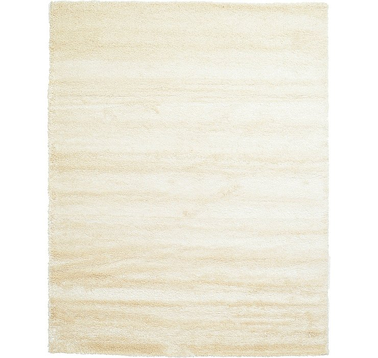 5' 3 x 7' 3 Luxe Solid Shag Rug
