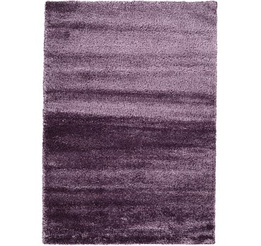 216x305 Luxe Solid Shag Rug