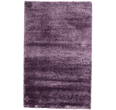 155x244 Luxe Solid Shag Rug