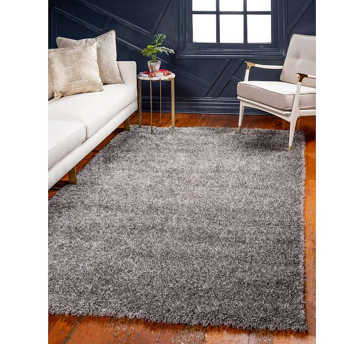 155cm x 245cm Luxe Solid Shag Rug