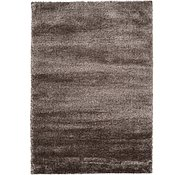 Link to 215cm x 305cm Luxe Solid Shag Rug