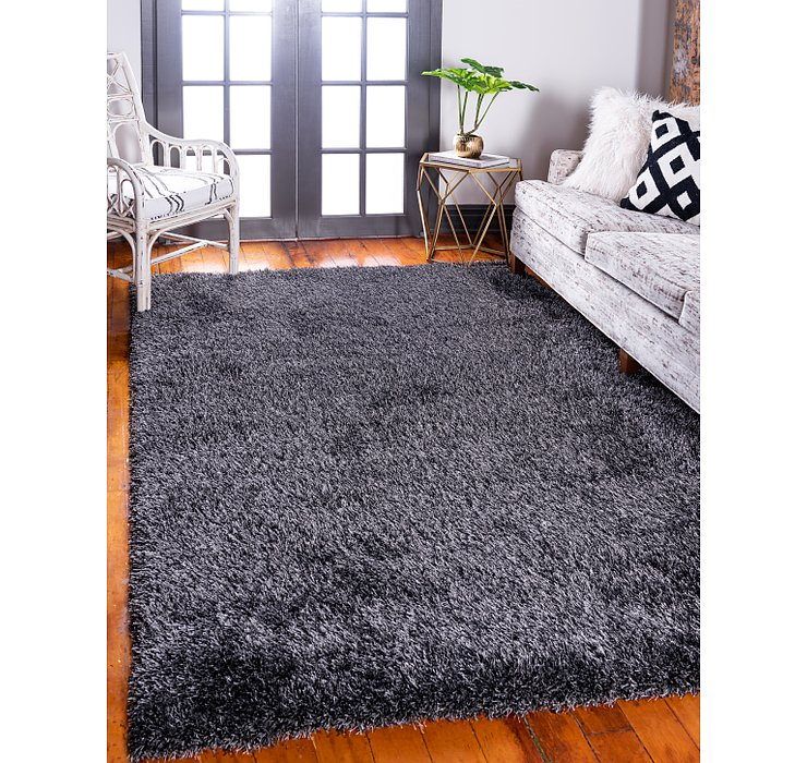 215cm x 305cm Luxe Solid Shag Rug