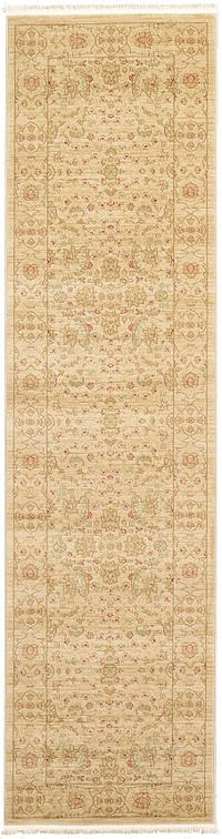 Cream  2' 7 x 10' Kensington Runner