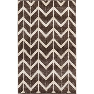 Link to 3' 3 x 5' 3 Chevron Rug page