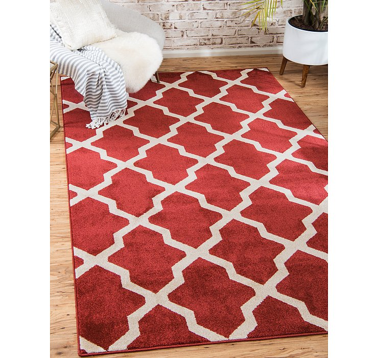 5' x 8' Trellis Rug