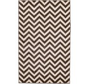 Link to 3' 3 x 5' 3 Chevron Rug