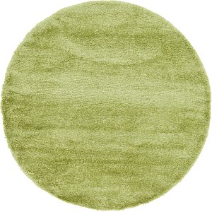 Hadorn 8' x 8' Luxe Solo Round Rug