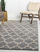 4' x 6' Lattice Rug thumbnail image 1