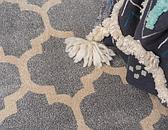 5' x 8' Lattice Rug thumbnail image 5