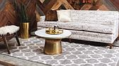 4' x 6' Lattice Rug thumbnail image 2