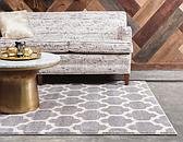 4' x 6' Lattice Rug thumbnail image 3