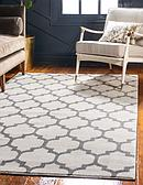 8' x 10' Lattice Rug thumbnail image 1