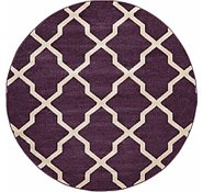 Link to Unique Loom 6' x 6' Trellis Round Rug