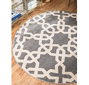 Link to Unique Loom 3' 3 x 3' 3 Trellis Round Rug