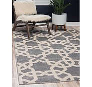 Link to Unique Loom 12' 2 x 16' Trellis Rug