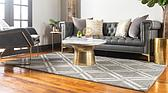 9' x 12' Lattice Rug thumbnail image 2
