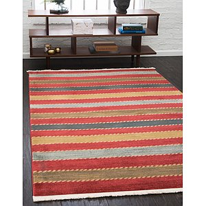 Unique Loom 10' 6 x 16' 5 Fars Rug