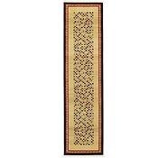 Link to 80cm x 305cm Kashkuli Gabbeh Runner Rug