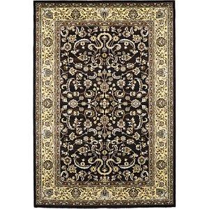 6' 7 x 9' 6 Tabriz Design Rug