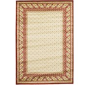 Link to 200cm x 290cm Classic Aubusson Rug