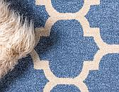 2' x 6' Lattice Runner Rug thumbnail