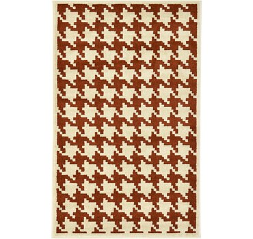 99x160 Houndstooth Rug