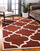 5' x 8' Lattice Rug thumbnail image 1