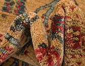 8' x 8' Kashkuli Gabbeh Round Rug thumbnail image 6