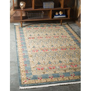 Unique Loom 3' 3 x 5' 3 Edinburgh Rug