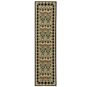Link to Unique Loom 2' 7 x 10' Heritage Runner Rug