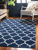 8' x 11' Lattice Rug thumbnail image 1