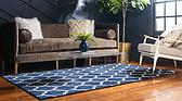 8' x 11' Lattice Rug thumbnail image 2