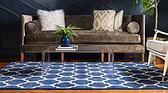 8' x 11' Lattice Rug thumbnail image 3