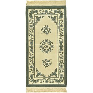 Link to 3' x 6' 3 Antique Finish Rug page