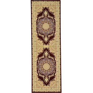 100cm x 300cm Tabriz Design Runner Rug
