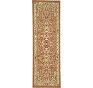 Link to 3' 3 x 9' 10 Tabriz Design Runner Rug