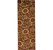 Link to 2' x 5' 8 Floral Agra Runner Rug