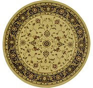Link to 240cm x 240cm Classic Agra Round Rug