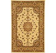 Link to 6' 5 x 9' 6 Tabriz Design Rug