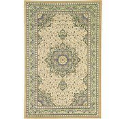 Link to 6' 5 x 9' 6 Kashan Design Rug