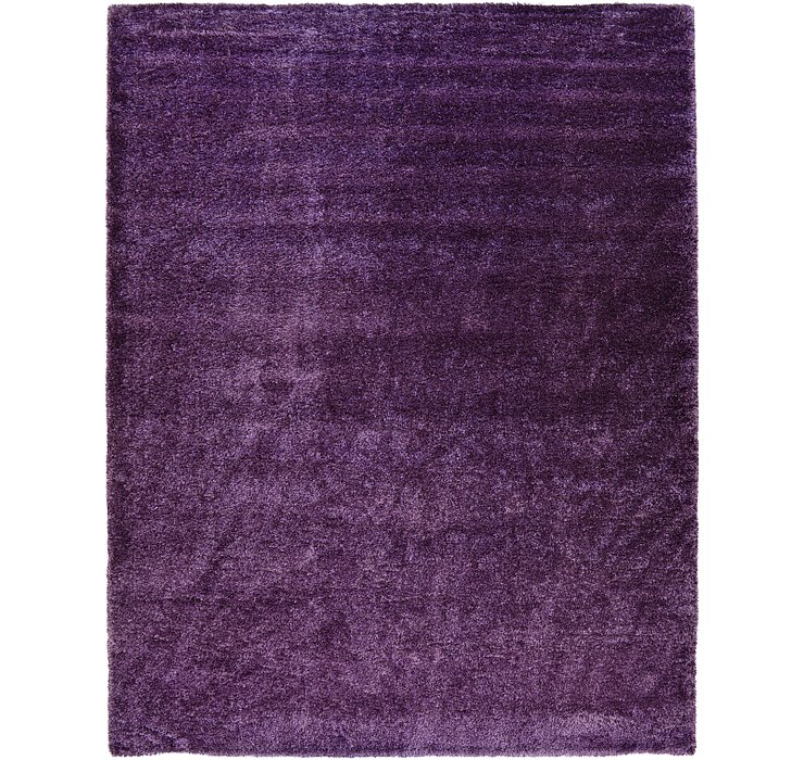 370cm x 488cm Luxe Solid Shag Rug