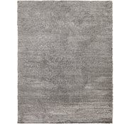 Link to 12' 2 x 16' Luxe Solid Shag Rug