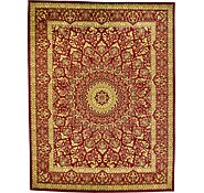 Link to 12' 2 x 16' Isfahan Design Rug