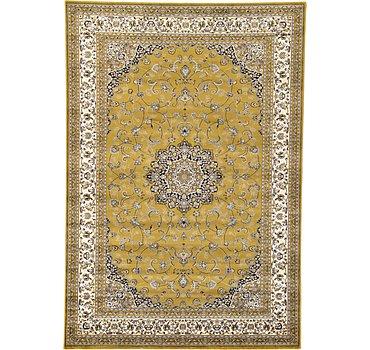 203x290 Tabriz Design Rug