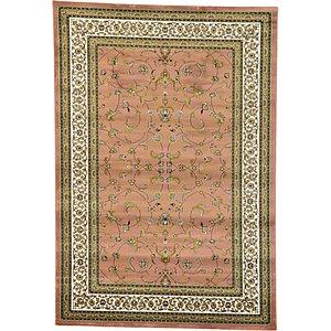 203cm x 290cm Tabriz Design Rug