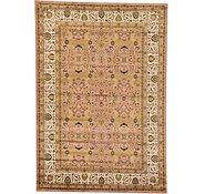 Link to 6' 8 x 9' 6 Kashan Design Rug