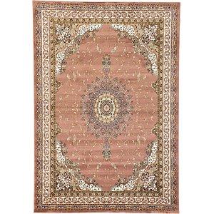 Unique Loom 6' 8 x 9' 6 Bazaar Rug