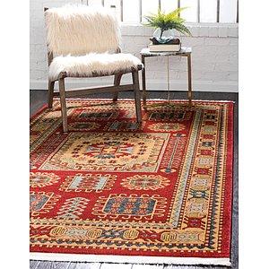 Unique Loom 12' 2 x 16' Sahand Rug