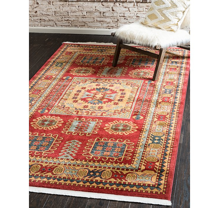 Unique Loom 12' 2 x 16' Sahand Rug